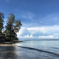 Photo taken at Phra-Ae Beach by Scott F. on 4/8/2017