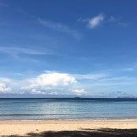 Photo taken at Phra-Ae Beach by Scott F. on 4/9/2017