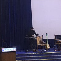 Photo taken at Petroshimi Concert Hall by Sanamm on 1/20/2018