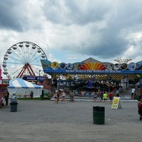 Photo taken at Sussex County Fair Grounds by Richard R. on 8/14/2016