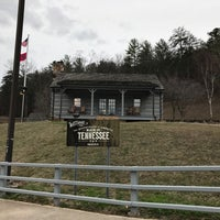 Photo taken at Tennessee Welcome Center — I-40 WB by Chris M. on 1/22/2017