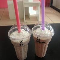 Photo taken at Udderly Delicious Milkshakes & Desserts by Love M. on 9/2/2013