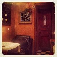 Снимок сделан в Кафе 1 / Cafe 1 пользователем Yuliya M. 12/31/2012