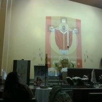 Photo taken at Igreja São Benedito das Vitórias by Karina O. on 5/13/2013