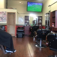 Photo taken at Dub's Barbershop by Sean F. on 11/3/2017