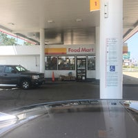 Photo taken at Shell by Sean F. on 8/22/2017