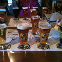 Photo taken at Rumspringa Brewing Company by Cyndi L. on 11/17/2012
