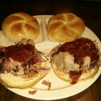 Photo taken at Dickey's BBQ Pit by Daniel T. on 4/1/2014