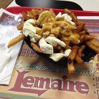 Foto tomada en Fromagerie Lemaire (Restaurant) por Miss Poudrette el 5/23/2013