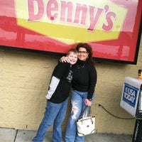 Photo taken at Denny's by Crystal S. on 1/5/2013