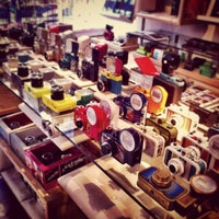 Photo taken at Lomography Gallery Store by Neena B. on 2/6/2013