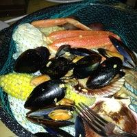 Photo taken at Joe's Crab Shack by Noel G. on 2/15/2013