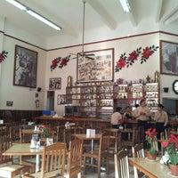 Photo taken at Café La Habana by Adrián N. on 1/3/2013