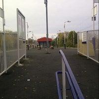 Photo taken at Burnside Railway Station (BUI) by Shaun O. on 11/11/2012