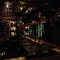 Снимок сделан в Whisky Café L&B пользователем Anita K. 10/23/2012