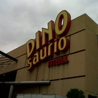 Photo taken at Dinosaurio Mall by Javier B. on 3/8/2013