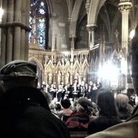 Photo taken at St. Patrick's Old Cathedral by Theo C. on 5/19/2013