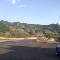Photo taken at Desviacion Huachinango Puebla by Corpus M. on 4/6/2014