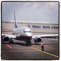 7/15/2013にCorpus M.がメキシコシティ国際空港 (MEX)で撮った写真