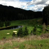 Photo taken at Gold Mountain Golf Course by Kevin C. on 4/14/2013