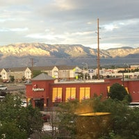 Photo taken at Holiday Inn Express & Suites Albuquerque Midtown by Jay G. on 8/27/2014