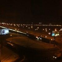 Снимок сделан в Москва / Moscow Hotel пользователем A 2/17/2013