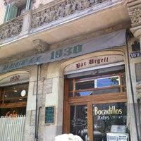 Photo taken at Bar Urgell 1930 by Dani F. on 5/4/2013