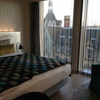 Photo taken at G&V Royal Mile Hotel by Ella A. on 3/29/2013