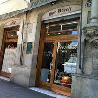Photo taken at Bar Urgell 1930 by Edu L. on 6/1/2013