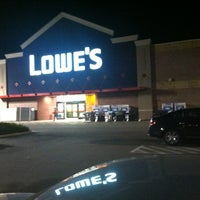 Photo taken at Lowe's Home Improvement by Morgan M. on 1/8/2013