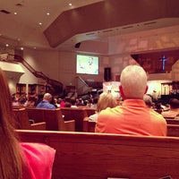 Photo taken at Valley Baptist Church by Blaine M. on 10/28/2012