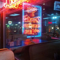 Photo taken at Bob & Edith's Diner by Mike M. on 11/13/2012