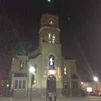 Photo taken at Sacred Heart Catholic Church by Mark G. on 12/10/2012