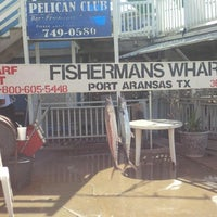 Photo taken at Fishermen's Warf by William E. on 8/23/2014