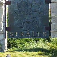 Photo taken at Whistling Straits Golf Course by Steve D. on 8/23/2013