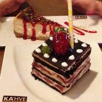 1/15/2013 tarihinde Ilaydaziyaretçi tarafından KA'hve Café & Restaurant'de çekilen fotoğraf