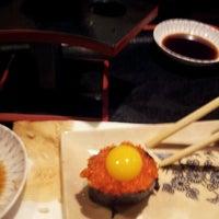 Photo taken at Fujiya Japanese Garden Restaurant by Lanceton L. on 12/8/2012