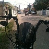 Photo taken at Hunucma by Jose O. on 1/28/2013