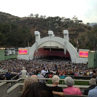 Foto tomada en The Hollywood Bowl  por Elif V. el 7/22/2013