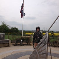 Photo taken at Bosworth Battlefield Heritage Centre & Country Park by Julie S. on 4/28/2014