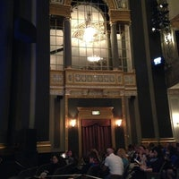 Photo taken at The Brown Theater by Renee E. on 2/13/2013