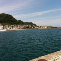 Photo taken at 乙浜漁港 by Nob W. on 9/3/2014