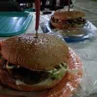 Photo taken at Burritos El Rayo by Abraham G. on 10/1/2013