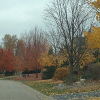 Photo taken at Bearpath Golf & Country Club by Michelle B. on 10/20/2012