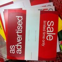 Photo taken at Target by Matt E. on 10/21/2012