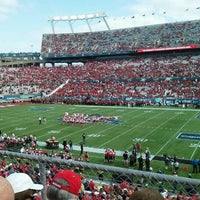 Photo taken at Camping World Stadium by Fred L. on 1/1/2013