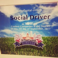 Photo taken at Social Driver by Thomas S. on 9/6/2013
