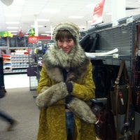 Photo taken at Target by Andrea S. on 11/23/2012