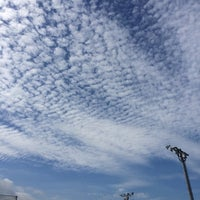 Photo taken at 大阪府立 佐野工科高等学校 by shinpapa on 8/27/2014