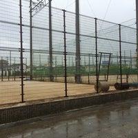 Photo taken at 大阪府立 佐野工科高等学校 by shinpapa on 8/22/2014